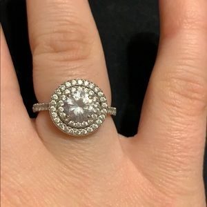 Fashion Engagement Ring